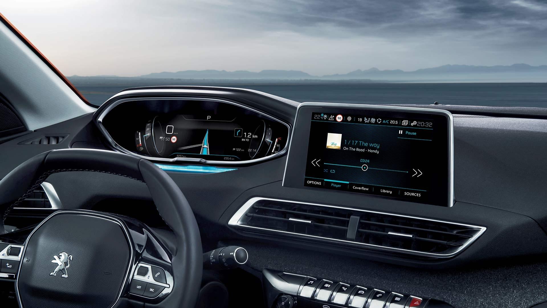 Novo Suv Peugeot 3008 Uma Experi 234 Ncia Intensificada