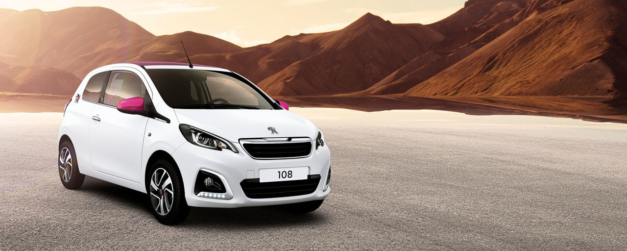 Peugeot 108 TOP! 3p