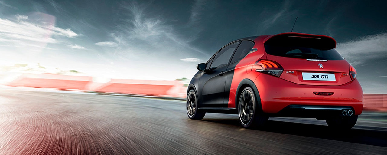 peugeot 208 gti by peugeot sport para os amantes de sensa es desportivas. Black Bedroom Furniture Sets. Home Design Ideas