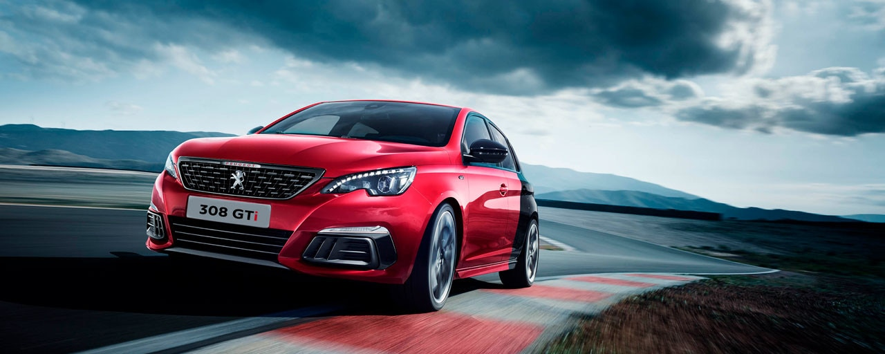 Peugeot 308 GTi by PS
