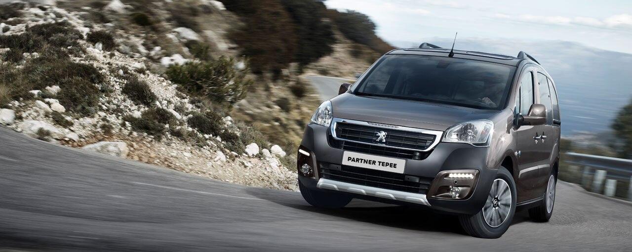 Peugeot partner style tepee