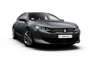 Peugeot rent 508 SW