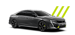 Novo 508 Peugeot Sport Engineered