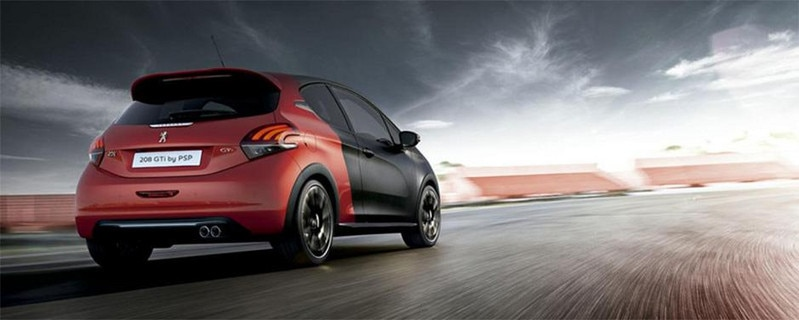 PEUGEOT 208 GTi by PS